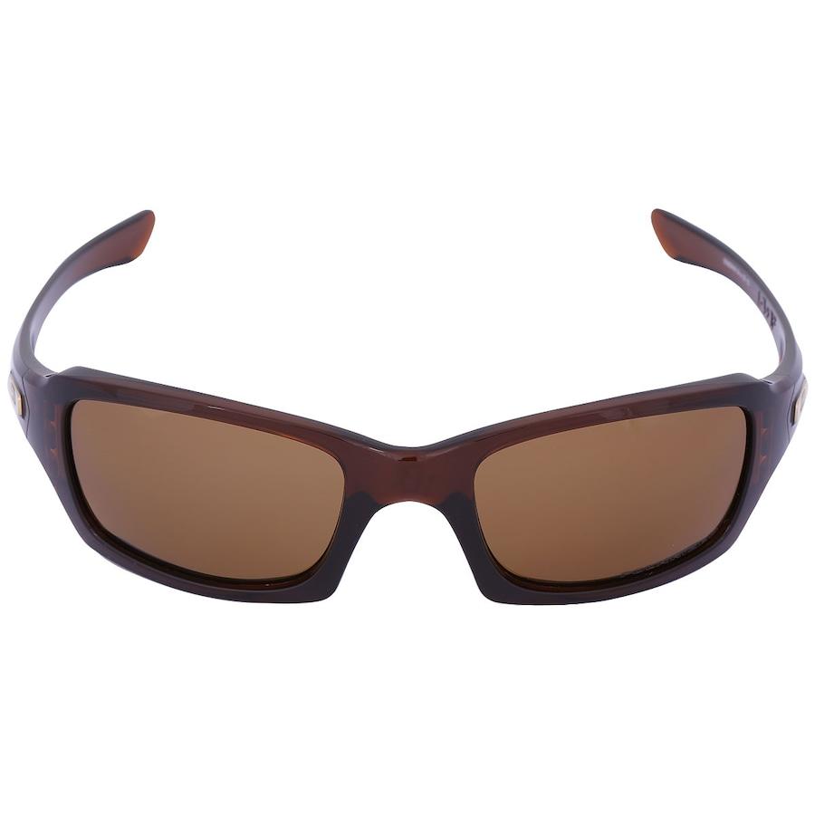 400f6b3a161d6 ... Óculos de Sol Oakley Fives Squared Polarizada - Unissex ...