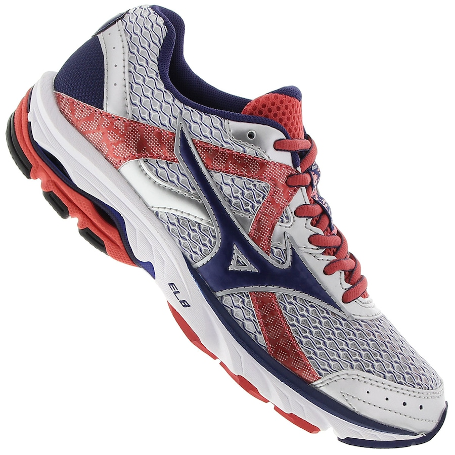 Tênis Mizuno Wave Elevation 2 20th Feminino 03978126657