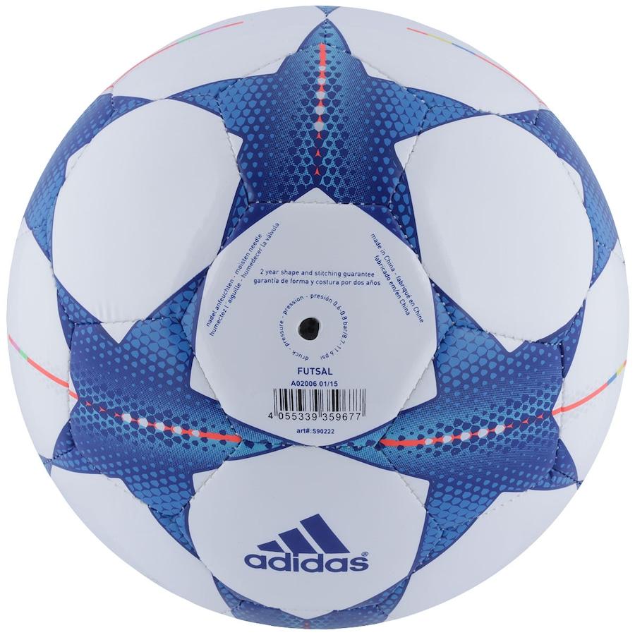 1d21ab1fce Bola de Futsal adidas Finale 15 Sala 5x5