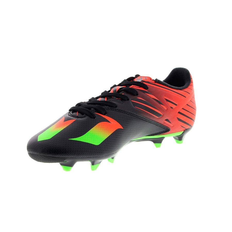 Chuteira de Campo Messi adidas 15.3 FG - Adulto e8c5702f59ddf