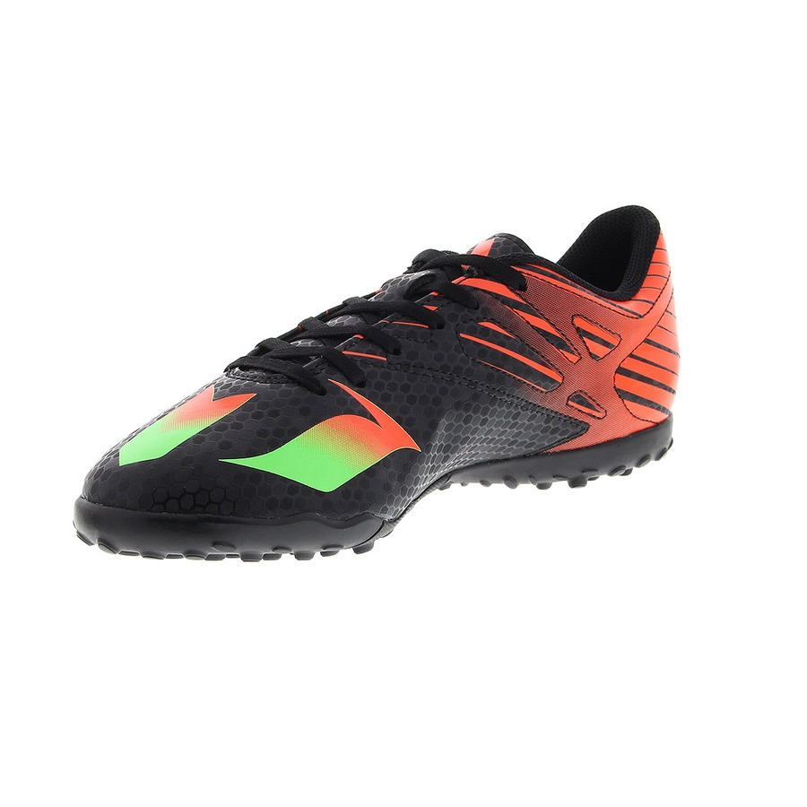 Chuteira Society Adidas Messi 15.4 TF e6aae3fb1ad94