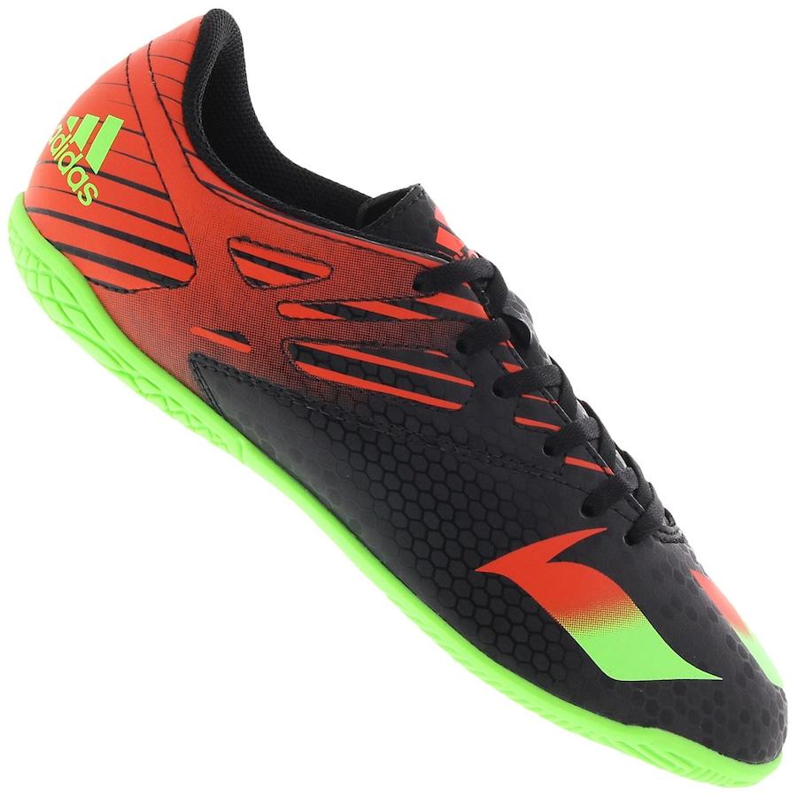 9f52970b22c1e Chuteira de Futsal Messi adidas 15.4 IN Infantil