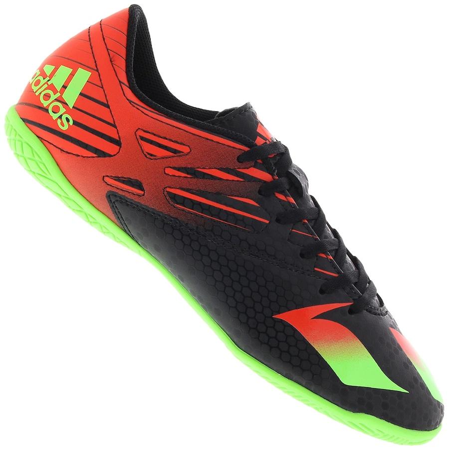 a42e0c3cdb Chuteira Futsal adidas Messi 15.4 IN - Adulto