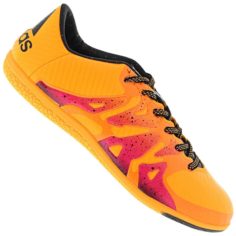 Chuteira de Futsal adidas X 15.3 IN 467caf53a532a