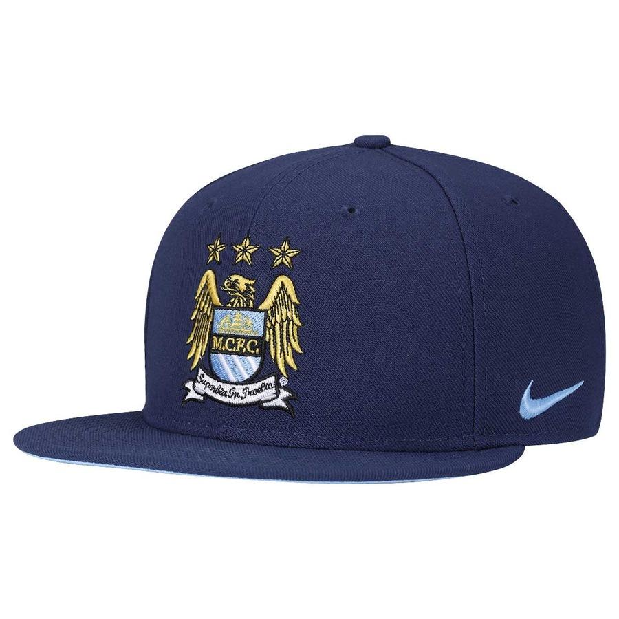 Boné Aba Reta Nike Manchester City Core - Snapback - Adulto 45ce969305faa
