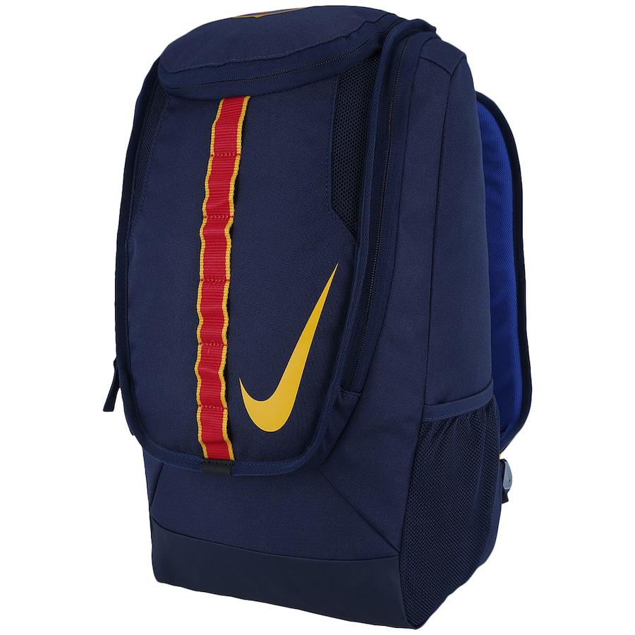 53cee4925 Mochila Nike Allegiance Barcelona Shield Escudo Barcelona
