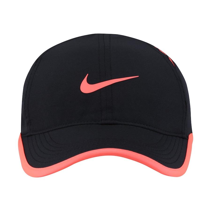 3022ee6a7d586 Boné Nike Featherligh - Strapback - Feminino