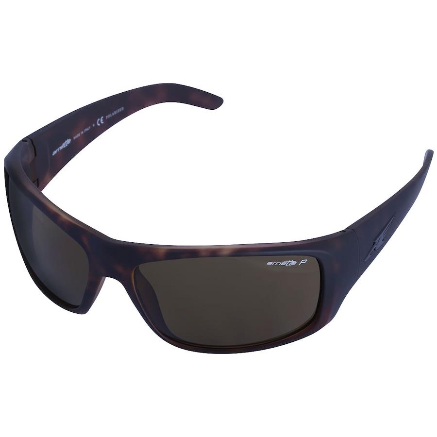 Óculos de Sol Arnette La Pistola Polarizado Unissex 620334acb5