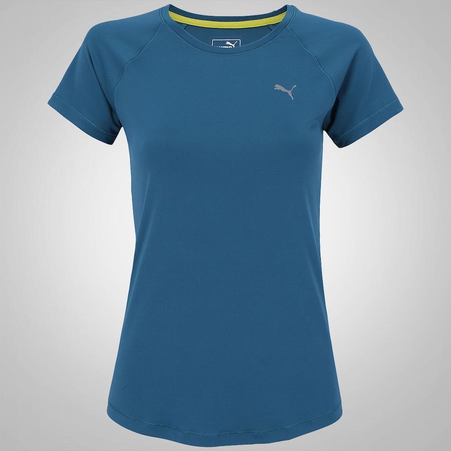 2fcf8f0e88 Camiseta Puma Wt Essential Feminina