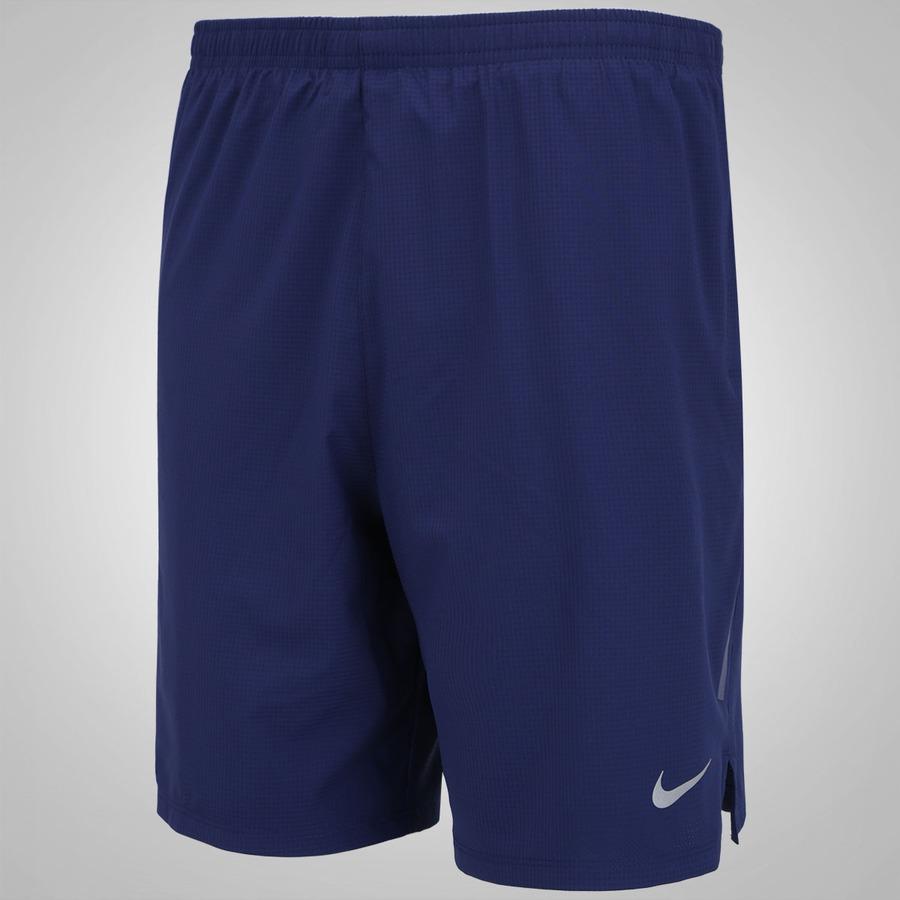 9fef4212c1 Bermuda Nike 7 Polegadas Phenom 2 In 1 - Masculina