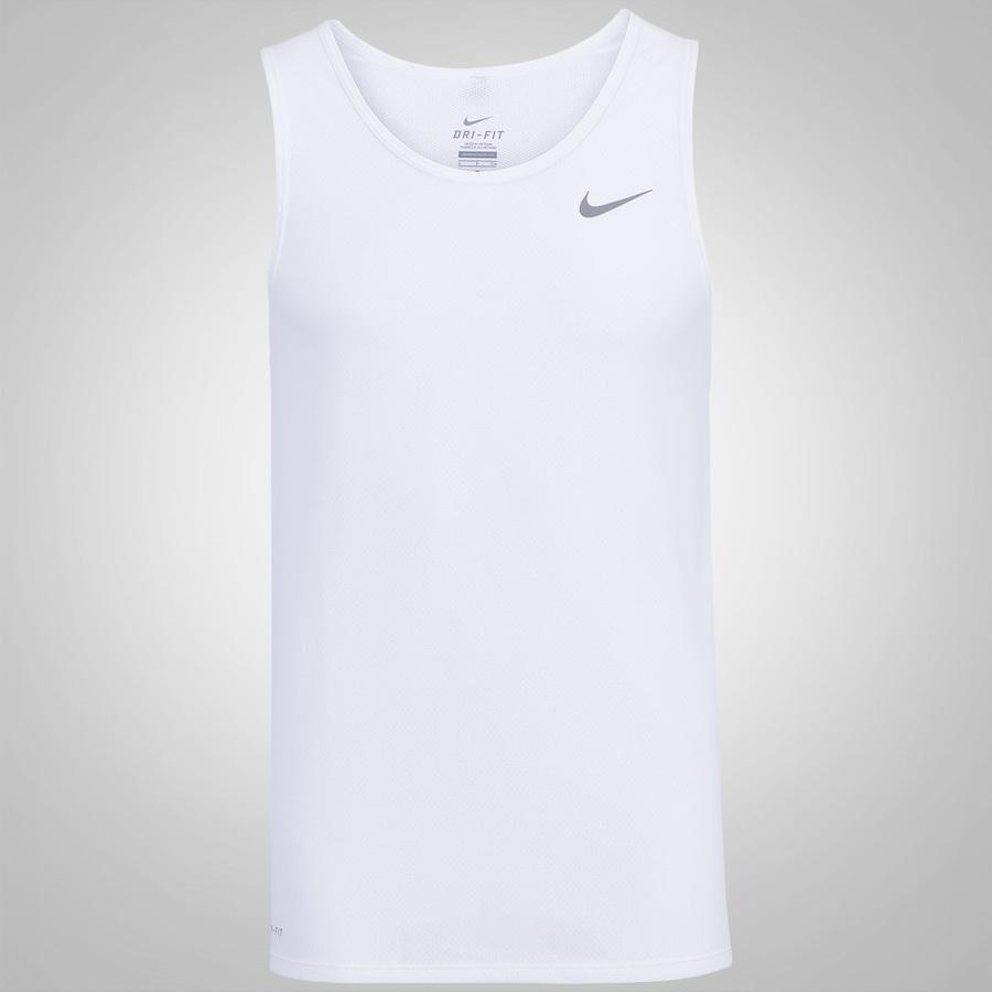 7ea67fa733 Camiseta Regata Nike Dri Fit Contour - Masculina