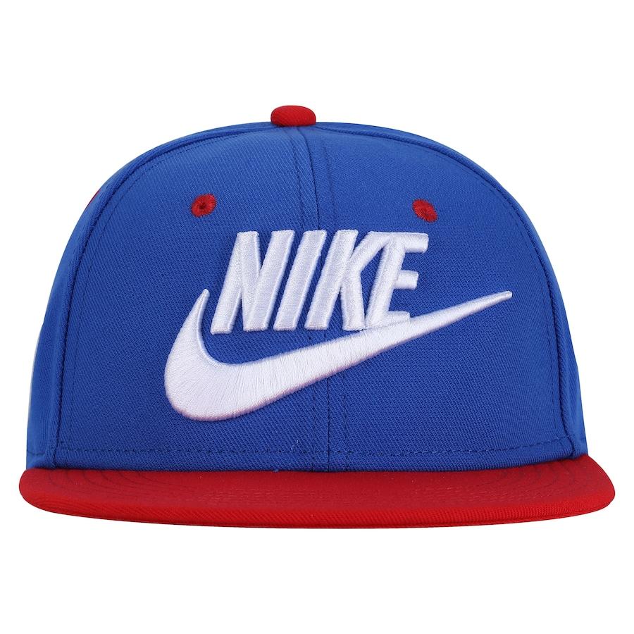 196d76d616e67 Boné Aba Reta Nike Futura True - Snapback - Infantil
