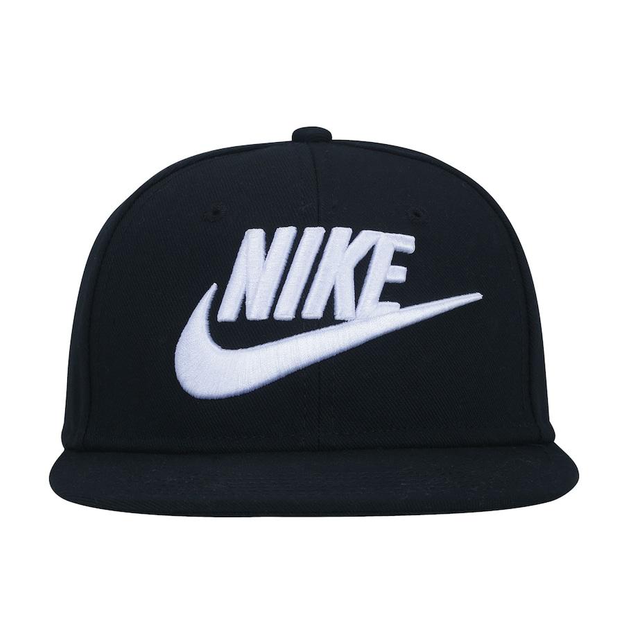 cdfb48b4a5c1f Boné Aba Reta Nike Futura True - Snapback - Infantil