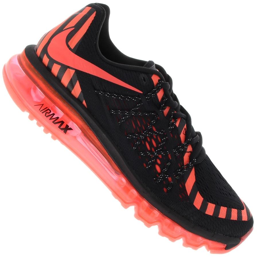 d7b54eec7e Tênis Nike Air Max 2015 NR Feminino