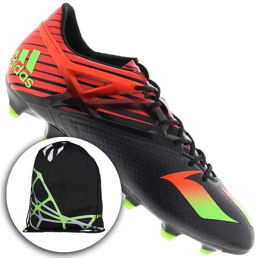 46f543c3eeec1 Chuteira de Campo Messi adidas 15.1 FG
