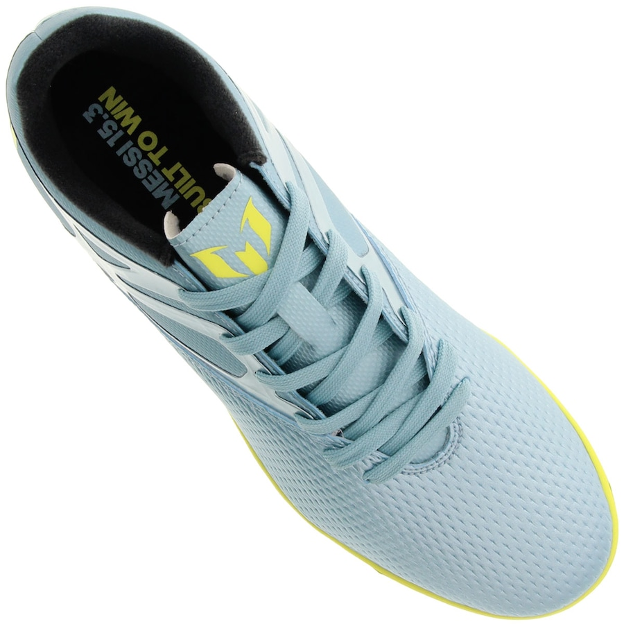 2c0c0326c9 ... Chuteira Society adidas Messi 15.3 TF – Infantil ...