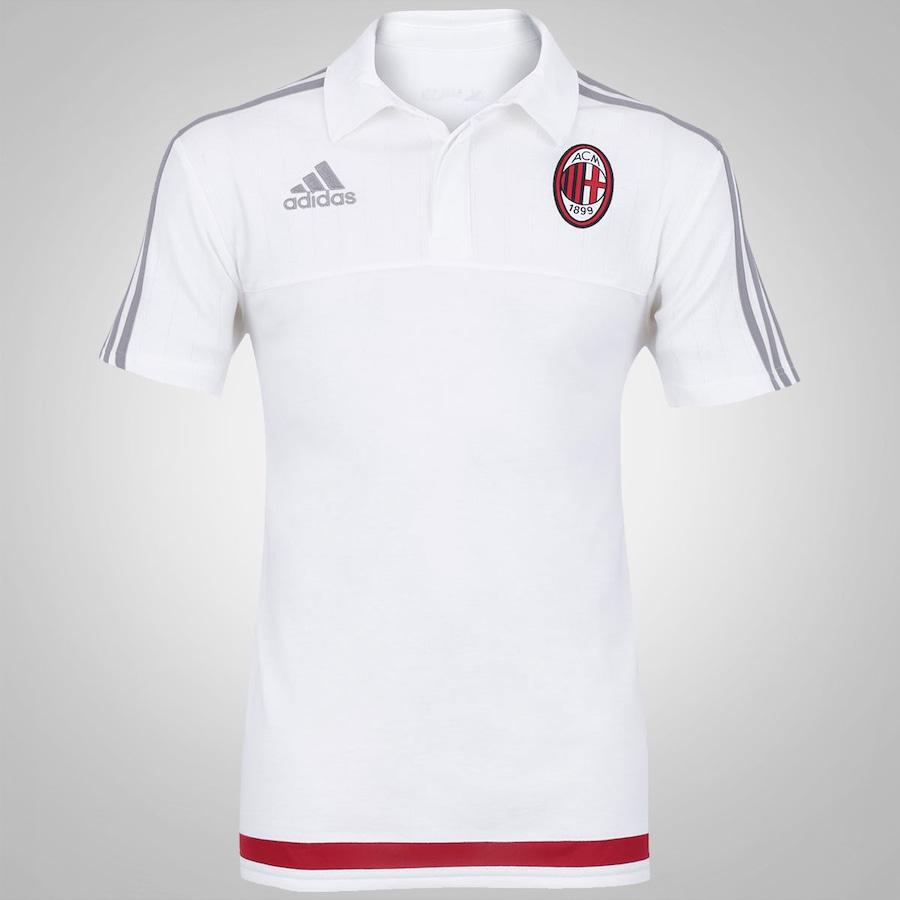 b08b96c727b Camisa Polo Milan 15 adidas – Masculina