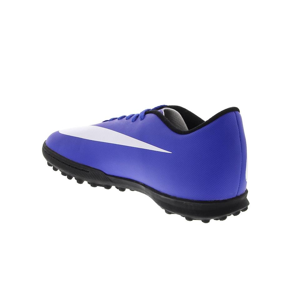 24ea5467a3 Chuteira Society Nike Bravata TF