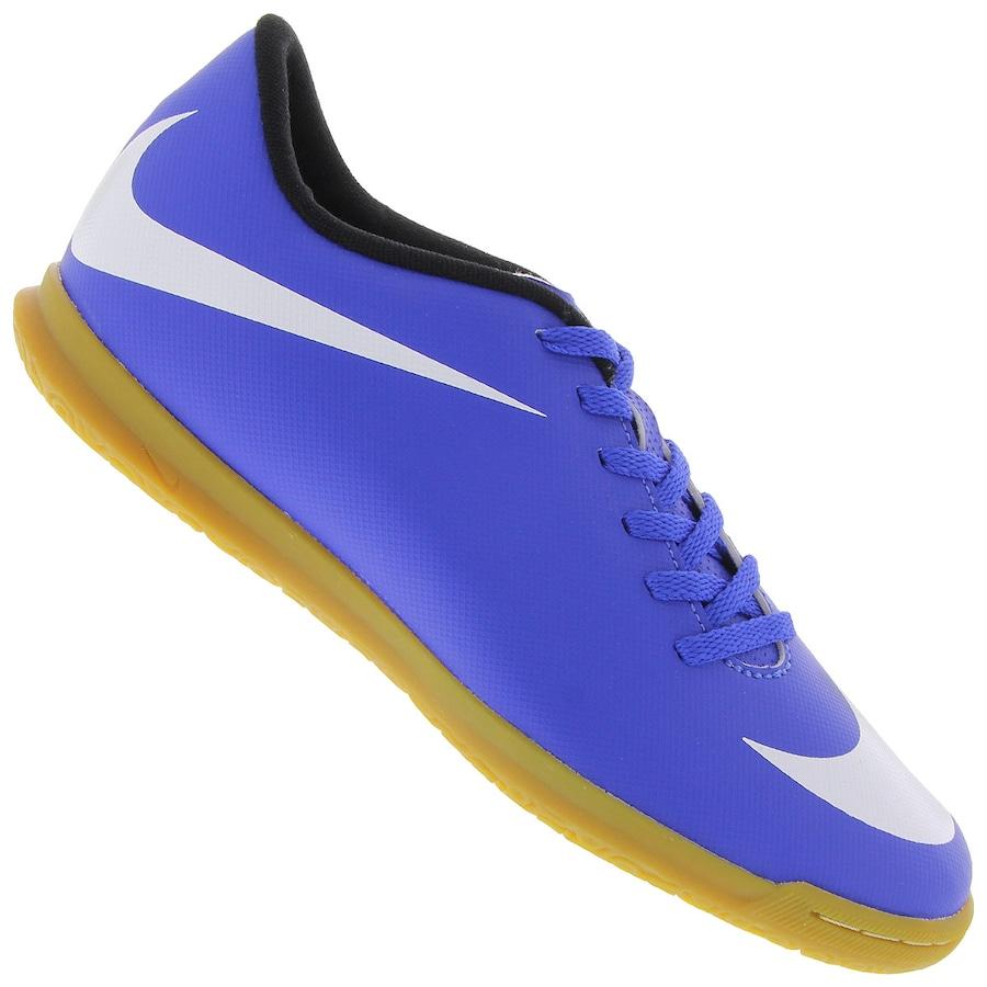 Chuteira de Futsal Nike Bravata IC 7ccde94ae59ec