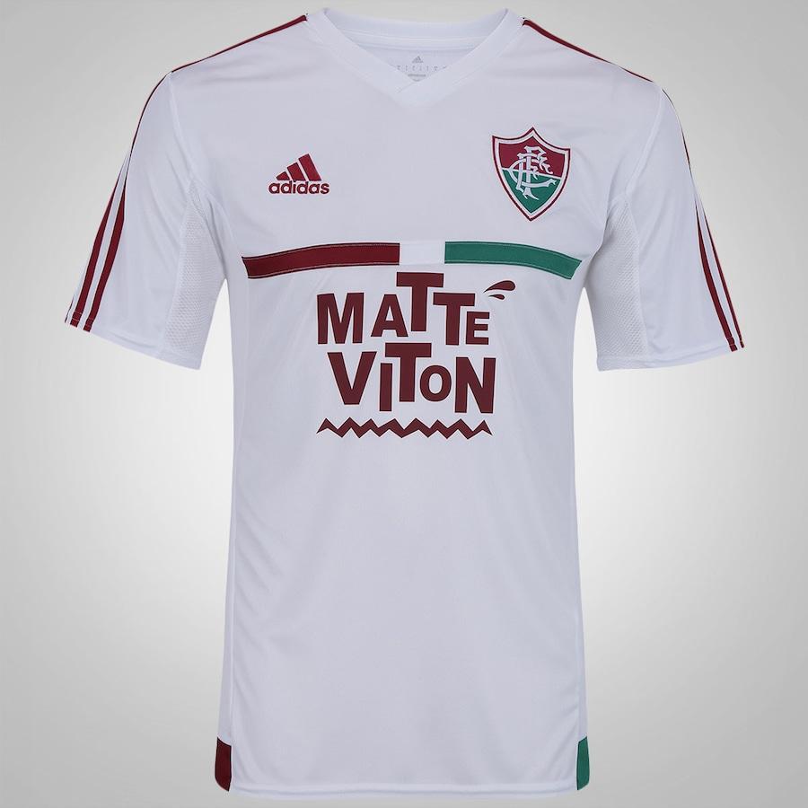 Camisa do Fluminense II 2015 s nº adidas - Masculina 3445ef8772214