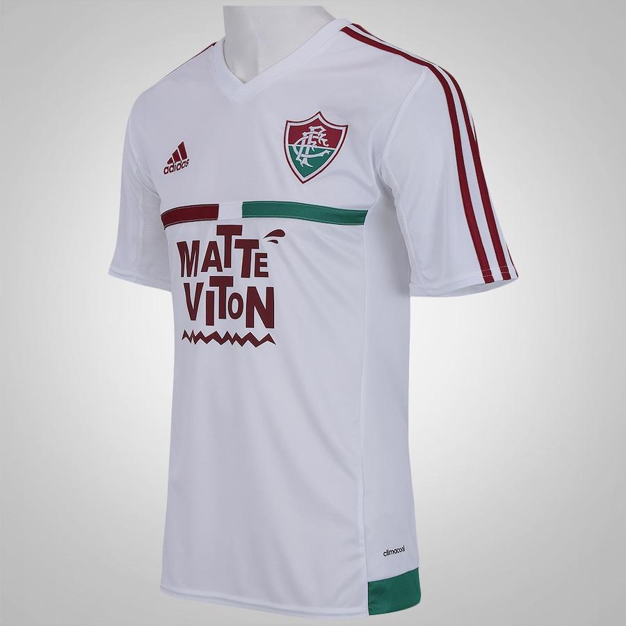 5ebb9fd5ce Camisa do Fluminense II 2015 s nº adidas - Masculina