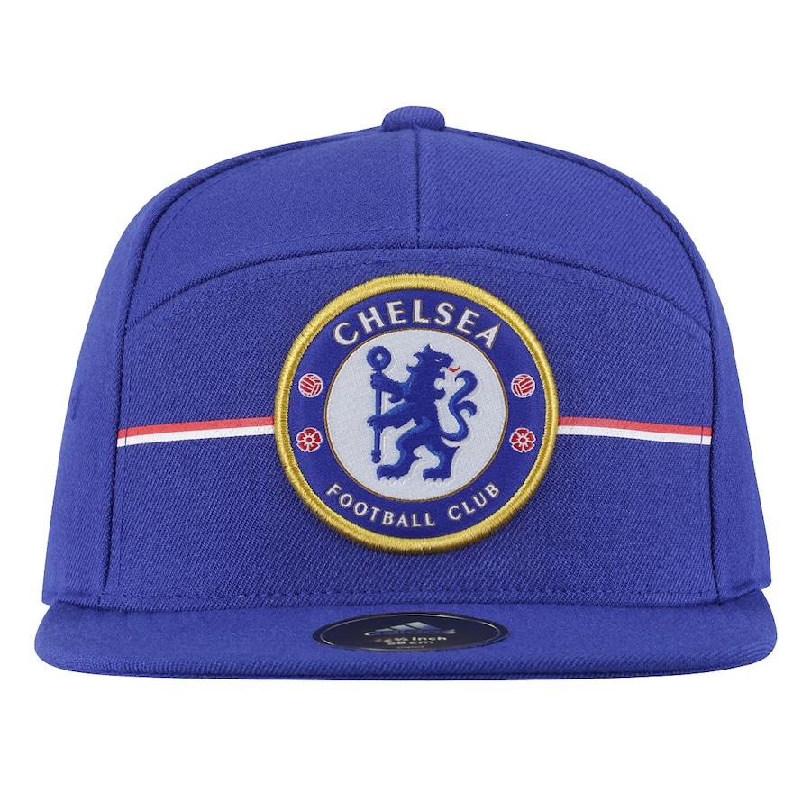 43ec54f307 Boné Aba Reta Chelsea 15 adidas - Snapback - Adulto