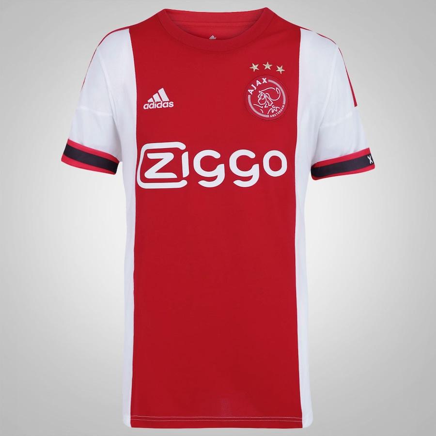 38c01c0aba Camisa Ajax Amsterdan I 15 16 adidas - Masculina