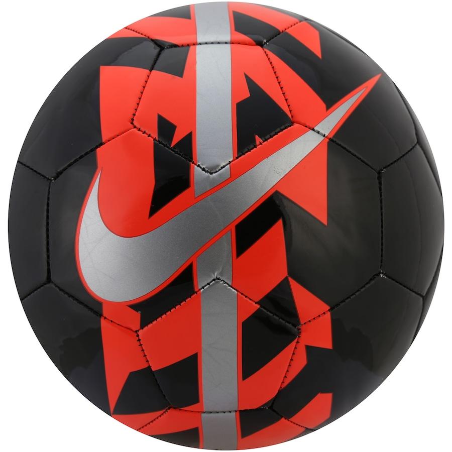 Bola de Futebol de Campo Nike React a569ac1fc1f41