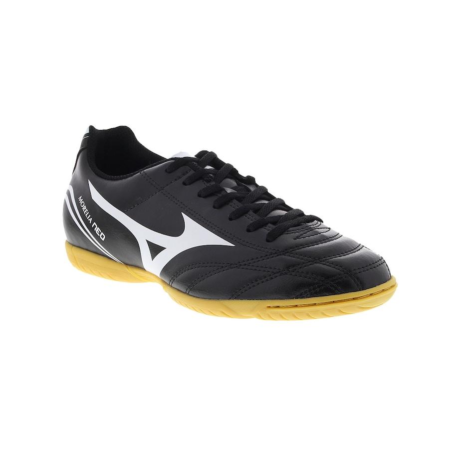 Chuteira Futsal Mizuno Morelia Neo Club IN - Adulto a1c1ef4c19