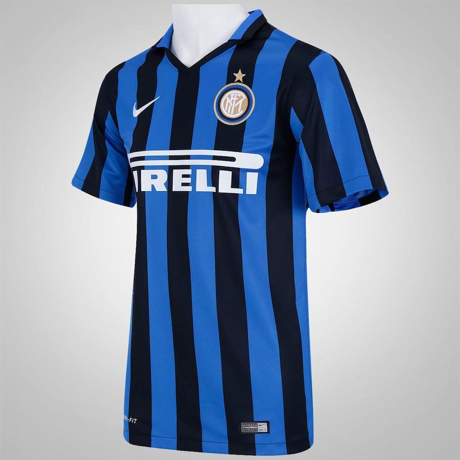 ecf48274df Camisa Inter de Milão I 15 16 s nº Nike