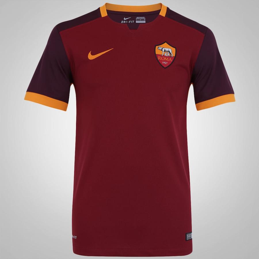 70a8c15e62 Camisa Roma I 15 16 Nike