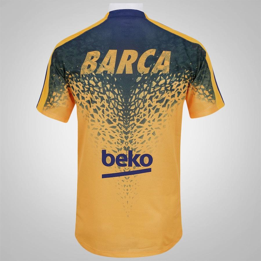 Camisa de Treino Barcelona 15 16 Nike c2a762798cd73