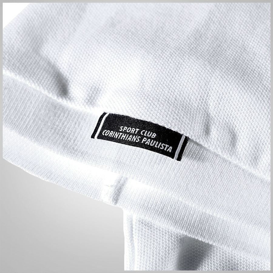 Camisa Polo do Corinthians Core 2015 Nike - Masculina e273480b07adc