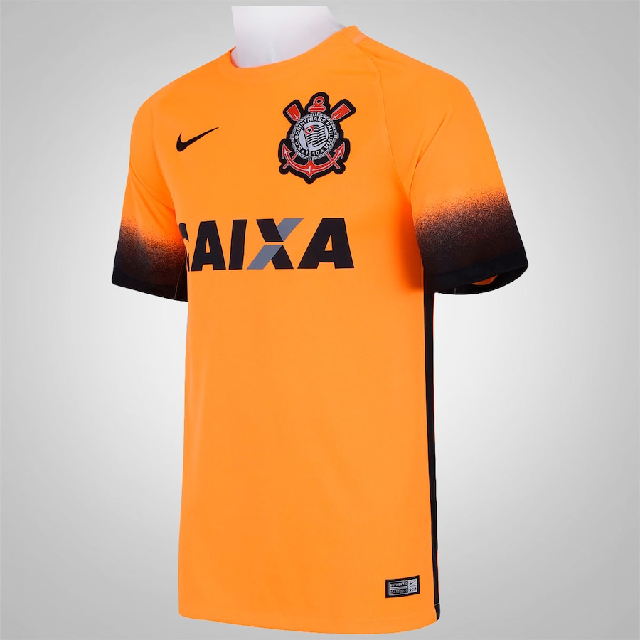 Camisa do Corinthians III 2015 s nº Nike - Masculina f047bc1b71670