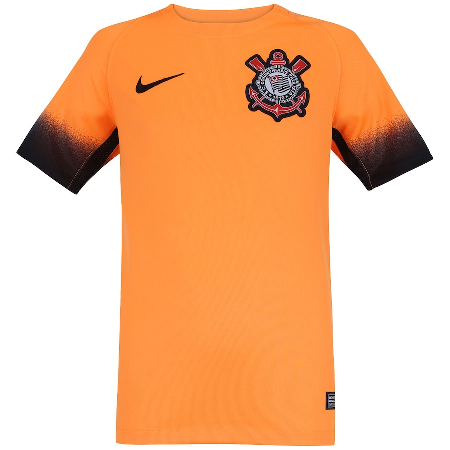 Camisa do Corinthians III 2015 s nº Nike - Infantil bbef55d41b6b8