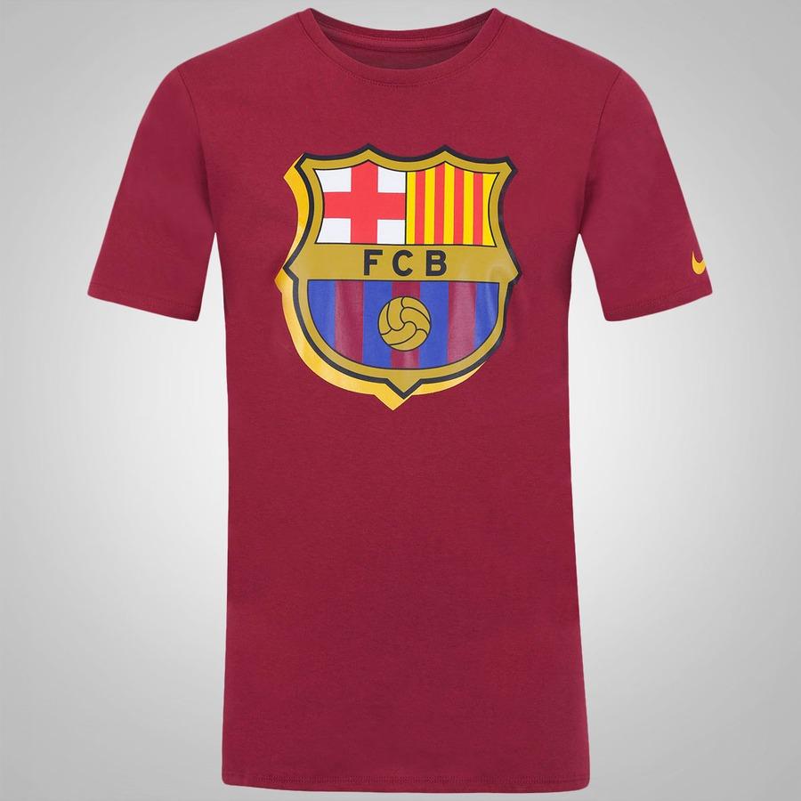 Camiseta Barcelona Core 15 Nike - Masculina a2bdf471ecaf4
