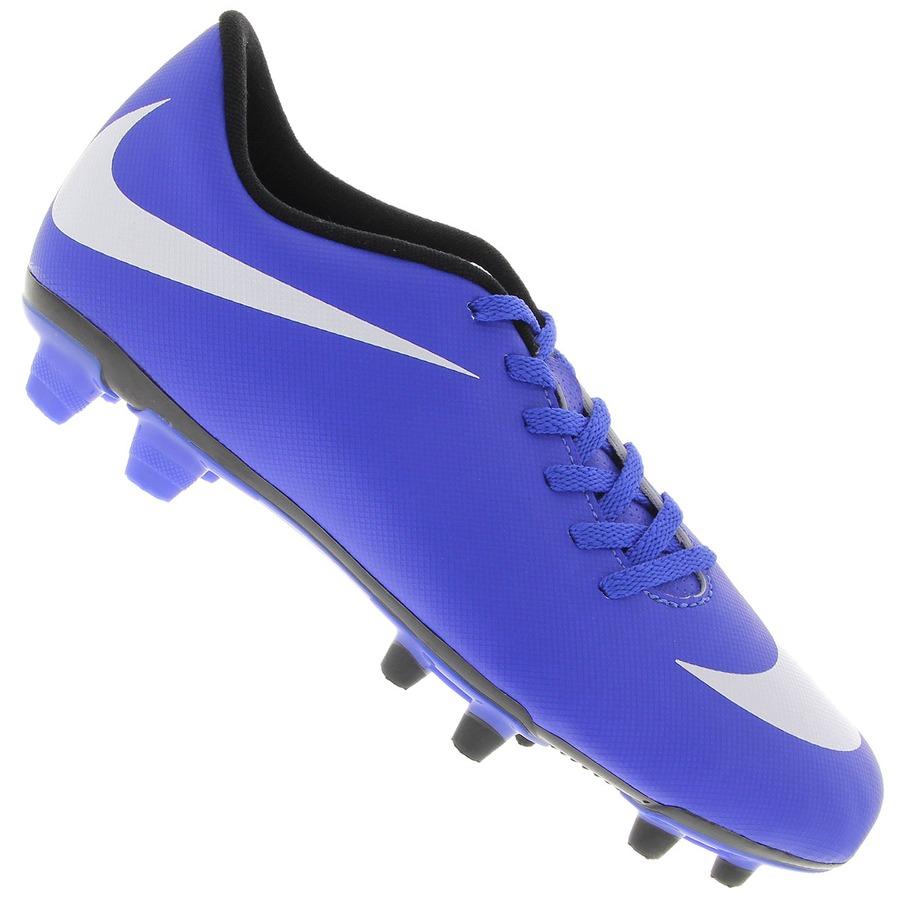 9040c7a36 Chuteira de Campo Nike Bravata FG - Adulto