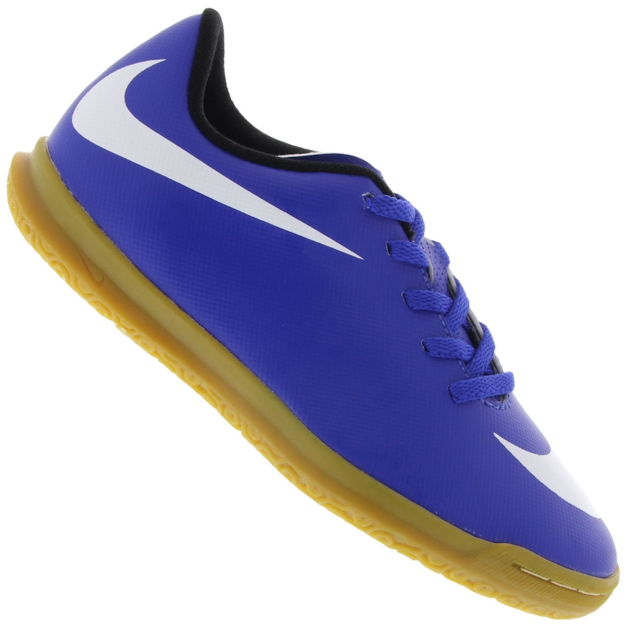 Chuteira de Futsal Nike Bravata IC Infantil 823512cb98963