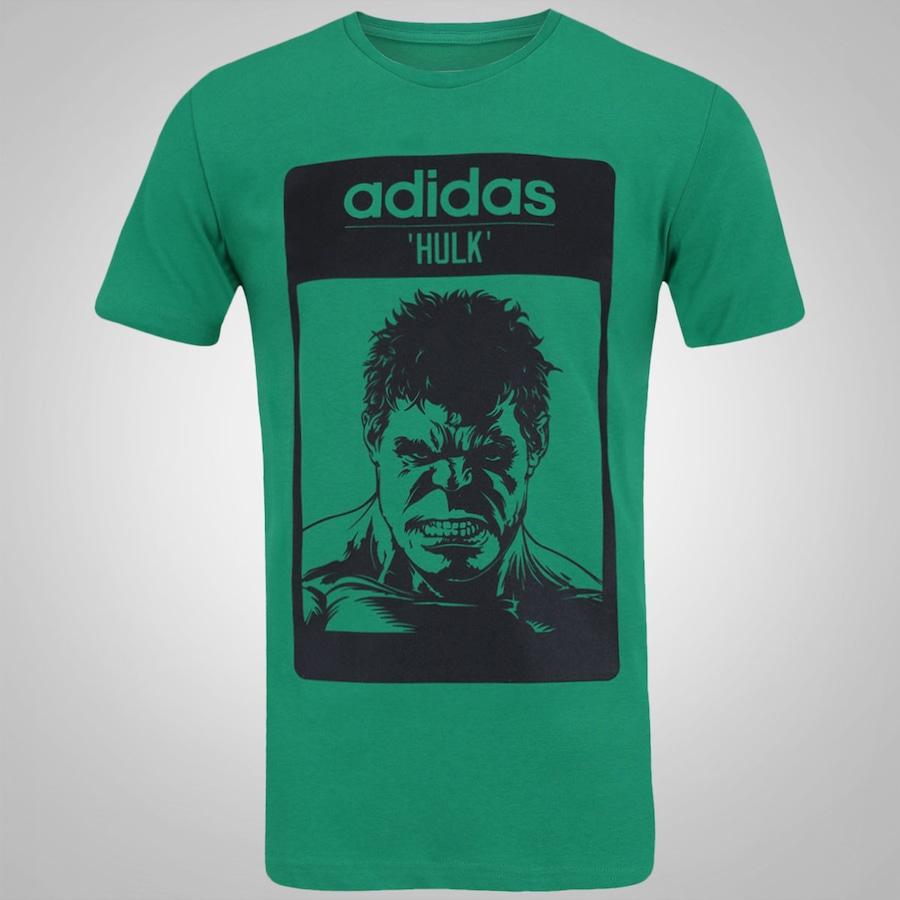 85a8d80cc0 Camiseta adidas Hulk Masculina