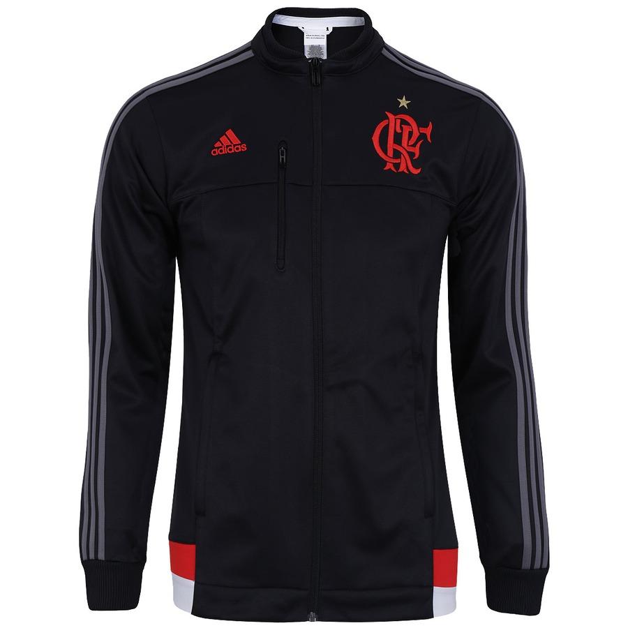 Jaqueta do Flamengo Hino I 2015 adidas Masculina 5a629c97bf9ff