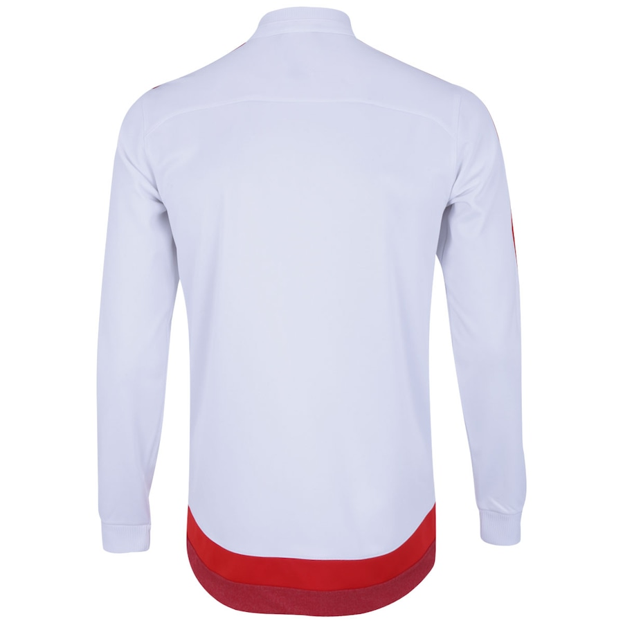 Jaqueta do Flamengo Hino II 2015 adidas - Masculina 85c5bdd890dae