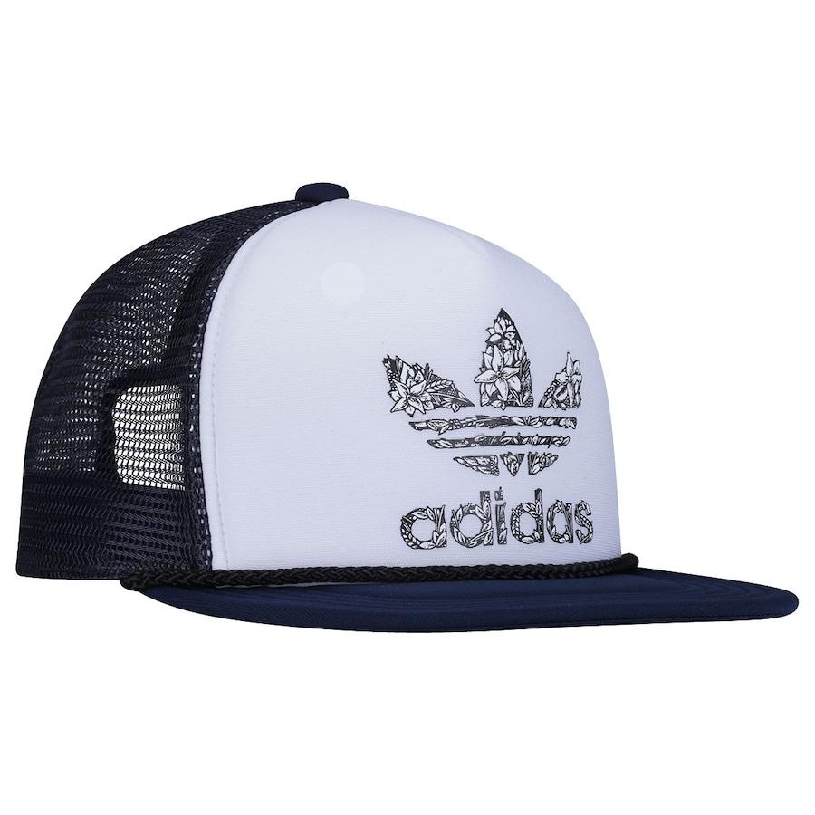 ... Boné Aba Reta adidas Originals H Trucker - Snapback- Adulto ... 91fe84ff3fd