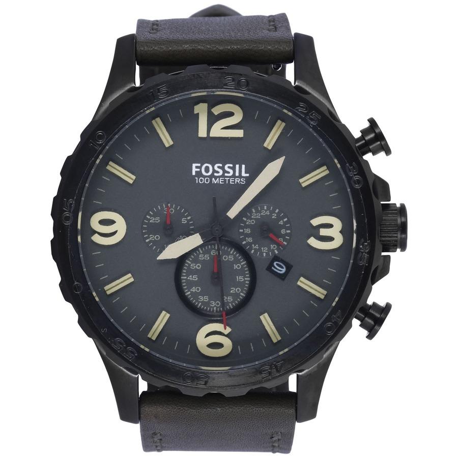 Relógio Masculino Analógico Fossil JR1476 d716b6505e