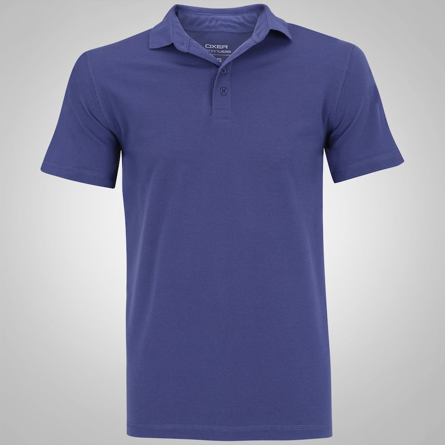 d6d75057c4 Camisa Polo Oxer Lisa Dry - Masculina