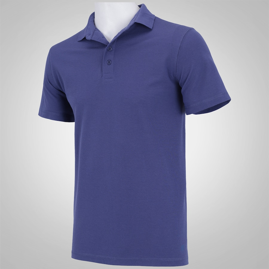 530d299300006 Camisa Polo Oxer Lisa Dry - Masculina