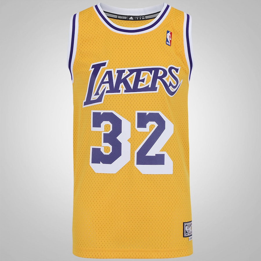 d220ce23f Camiseta Regata adidas NBA Retired Los Angeles Lakers 32
