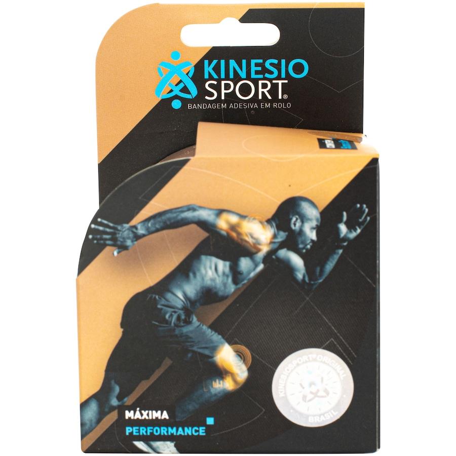 96b501d1ee Bandagem Adesiva Kinesio Faixa de Proteção - 5cm