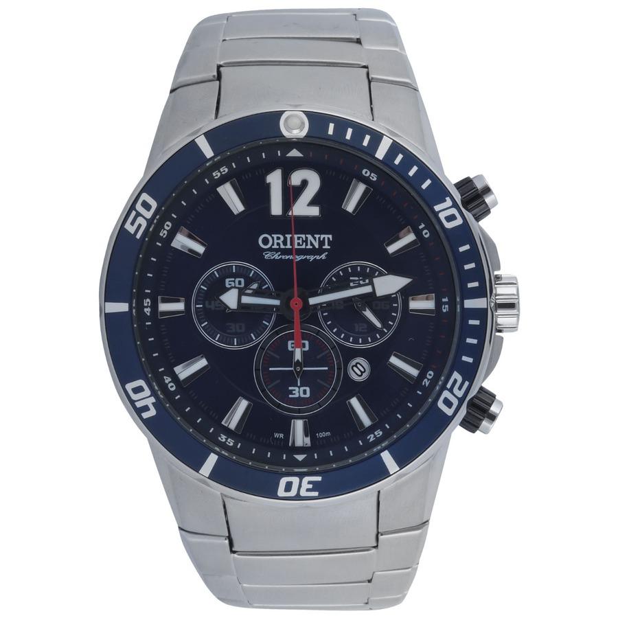 2509dae00c7 Relógio Masculino Analógico Orient MBSSC123