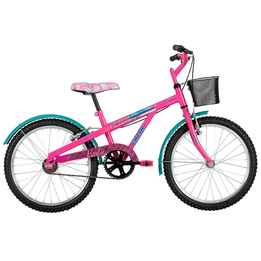 cf46ff837 Bicicleta Caloi Barbie – Aro 20 – Feminina - Infantil