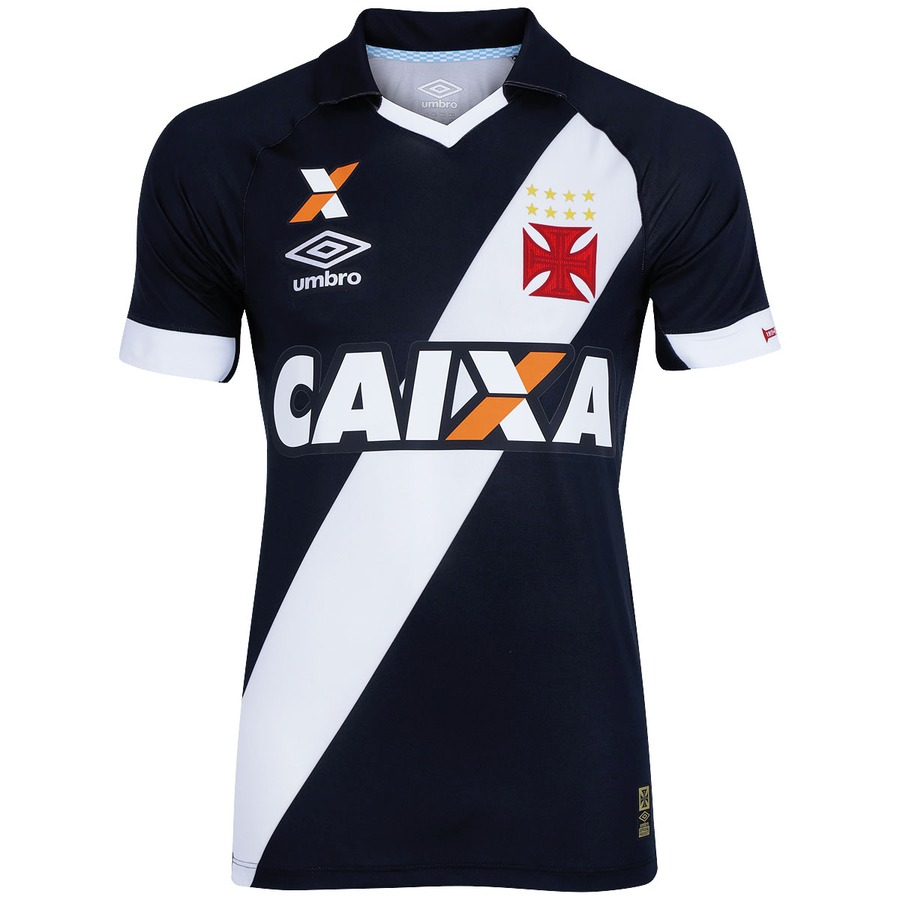 Camisa do Vasco I 2015 s nº Jogador Umbro - Masculina e1e8e714dd317